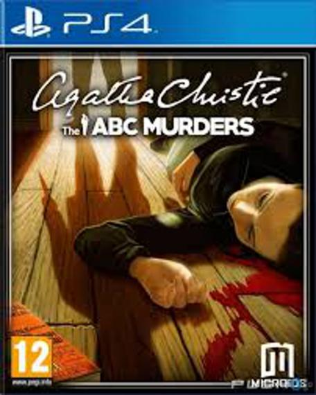 Agatha Christie: The Abc Murders PL PS4