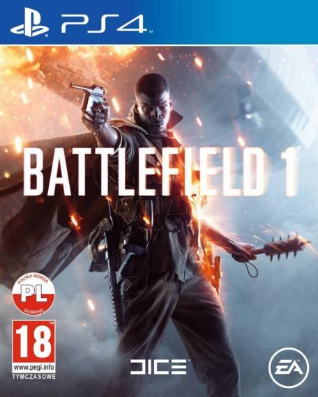 Battlefield 1 + DLC PS4
