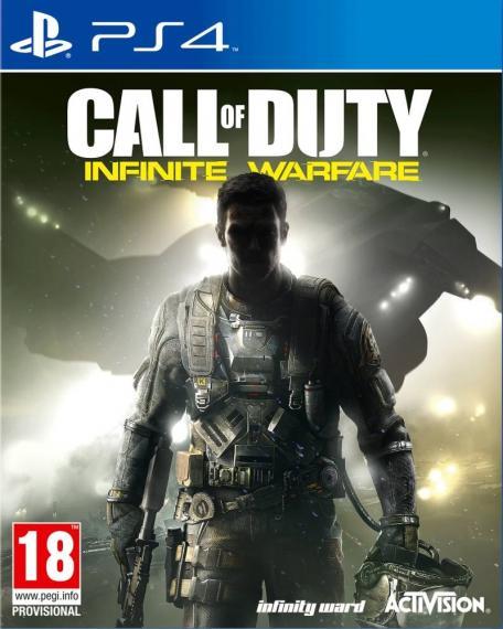 Call Of Duty Infinite Warfare PL PS4