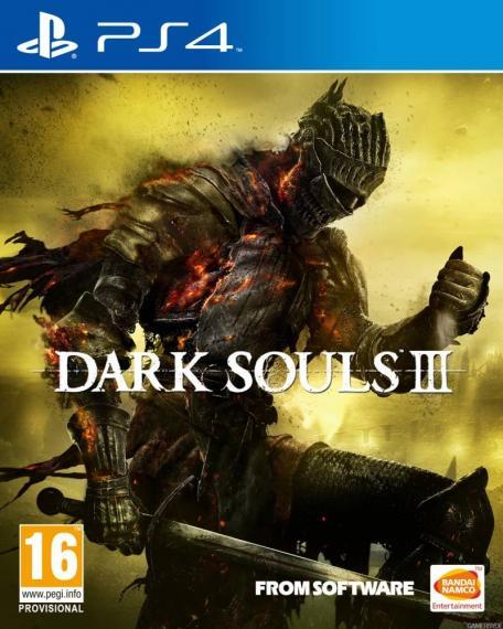 Dark Souls 3 PL PS4