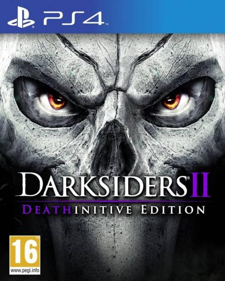 Darksiders 2 Deathinitive Edition PL PS4