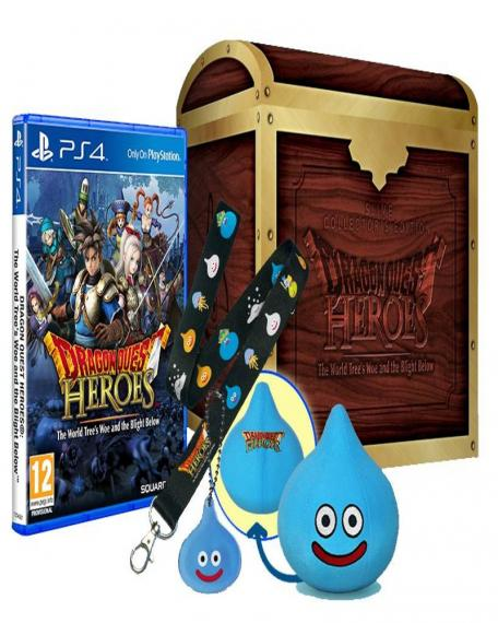 Dragon Quest Heroes Collectors Edition PS4