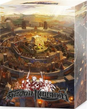 Grand Kingdom: Limited Edition PS4