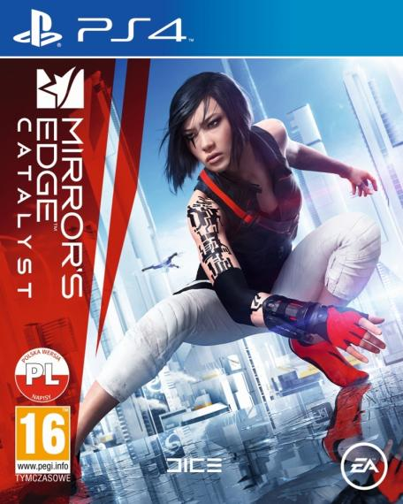 Mirror's Edge Catalyst PL PS4