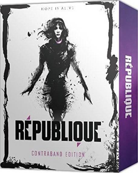 Republique Contraband Edition PS4