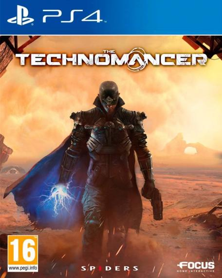 The Technomancer PL PS4