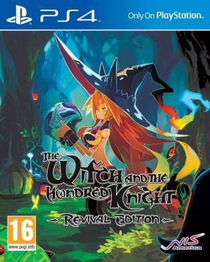 The Witch And The Hundred Knight Revival PS4