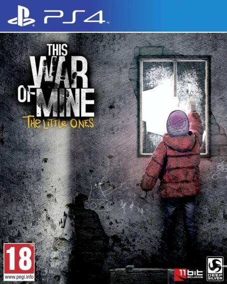 This War Of Mine The Little Ones PL PS4