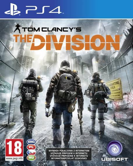 Tom Clancy's The Division PL PS4
