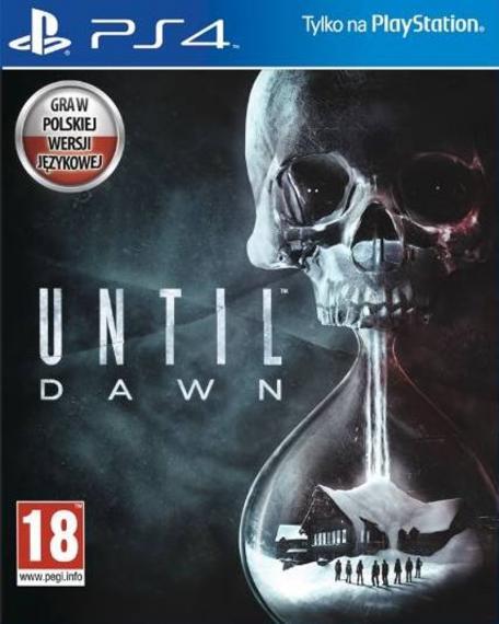 Until Dawn PL PS4