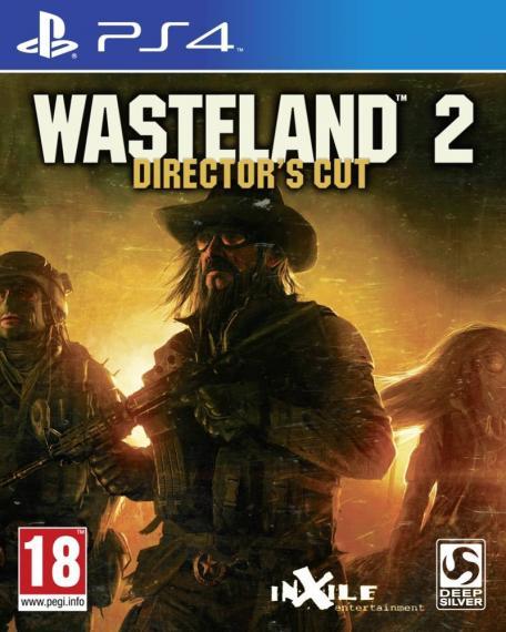 Wasteland 2 Directors Cut PL PS4