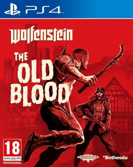 Wolfenstein The Old Blood PL PS4