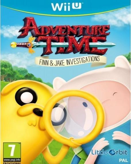 Adventure Time: Finn & Jake Investigations Teaser Wii U