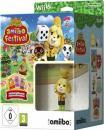 Animal Crossing Amiibo Festival + Amiibo Isabel + 3 Karty Wii U