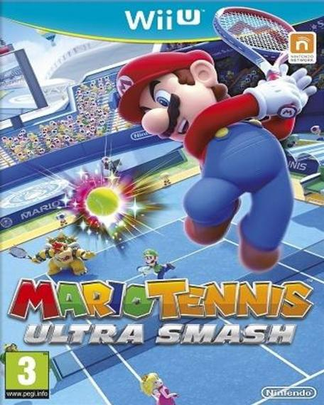 Mario Tennis: Ultra Smash Wii U