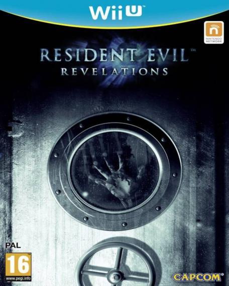 Resident Evil Revelations PL Wii U