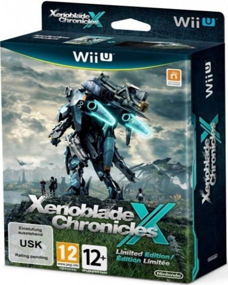 Xenoblade Chronicles X Edycja Limitowana Wii U