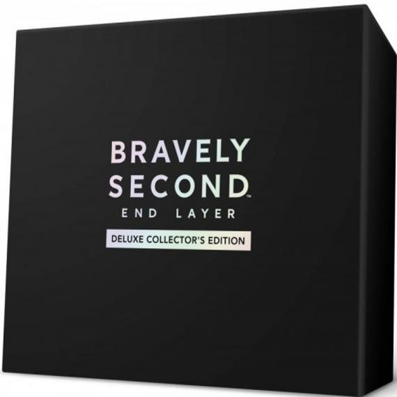 Bravely Second: End Layer Deluxe Collectors Edition 3DS