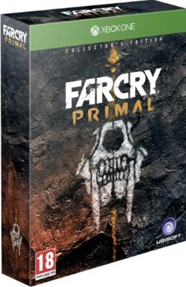 Far Cry Primal Edycja Kolekcjonerska PL XBOX ONE