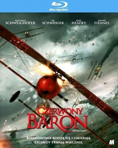 Czerwony Baron PL BLU-RAY