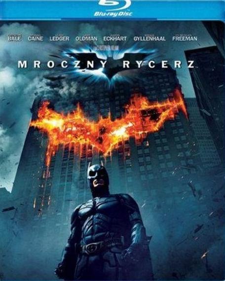 Batman Mroczny Rycerz PL 2 x BLU-RAY
