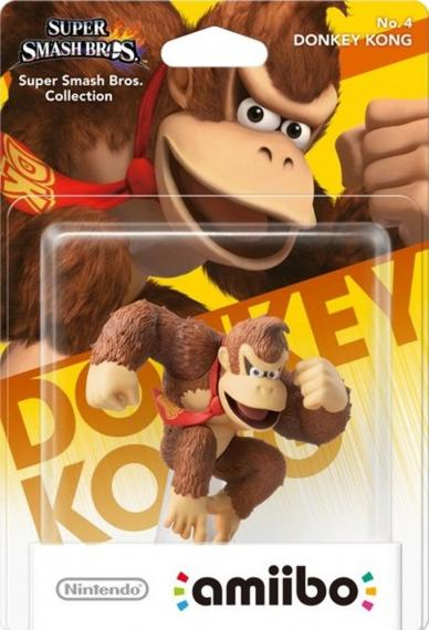 Nr.04 Figurka Amiibo Smash Donkey Kong