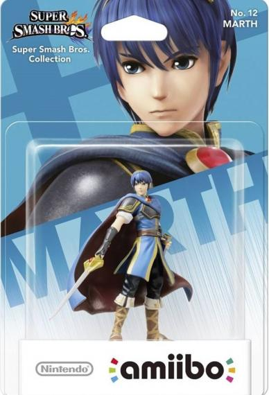 Nr.12 Figurka Amiibo Smash Marth