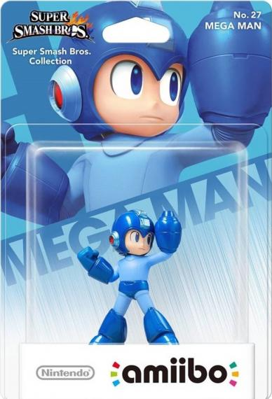 Nr.27 Figurka Amiibo Smash Mega Man