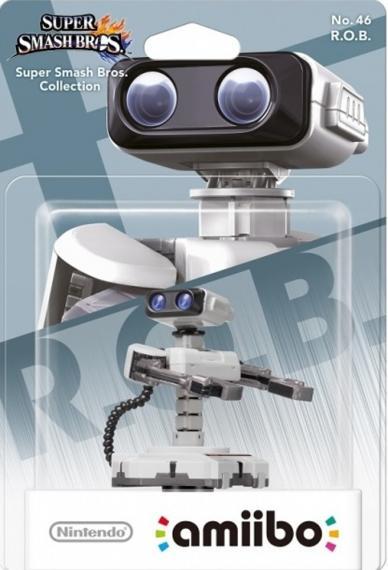 Nr.46 Figurka Amiibo Smash R.O.B.
