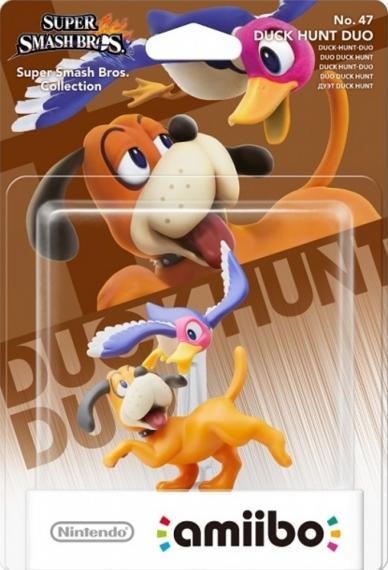 Nr.47 Figurka Amiibo Smash Duck Hunt Duo