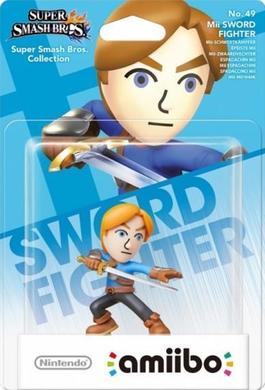Nr.49 Figurka Amiibo Smash Sword Fighter