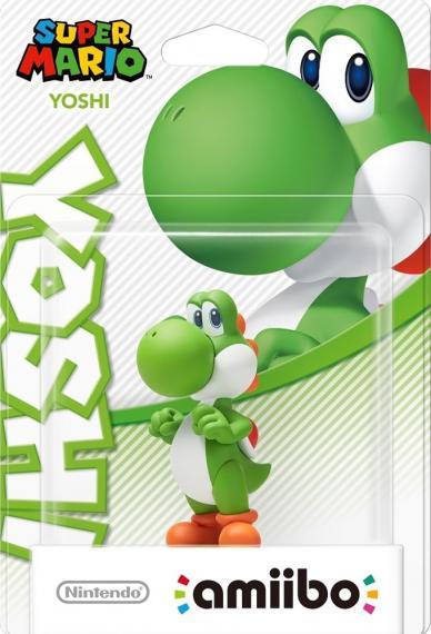 Figurka Amiibo Super Mario Yoshi