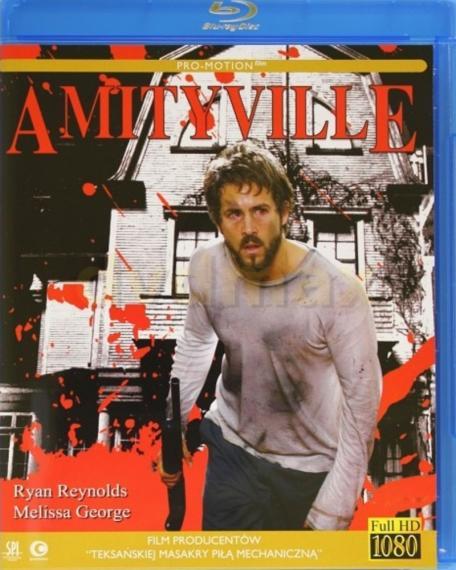 Amityville PL BLU-RAY