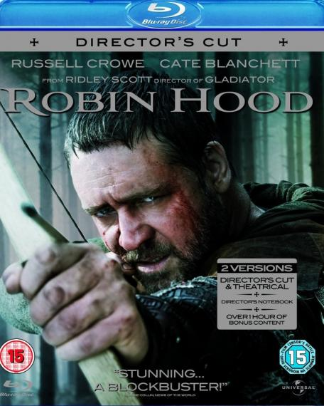 Robin Hood PL BLU-RAY