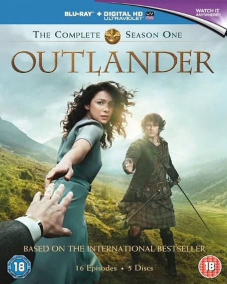 Outlander - Complete Season 1 (5x BLU-RAY) PL