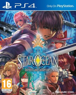 Star Ocean 5 Integrity and Faithlessness PS4