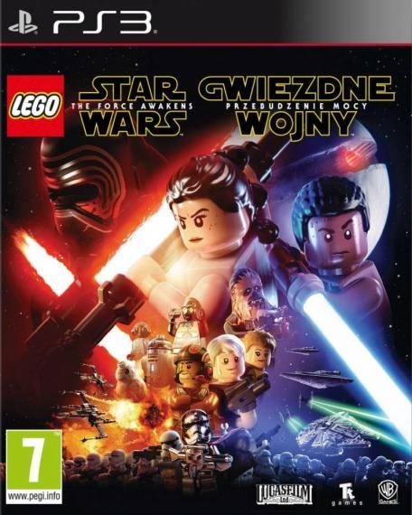 Lego Star Wars Przebudzenie Mocy PL PS3