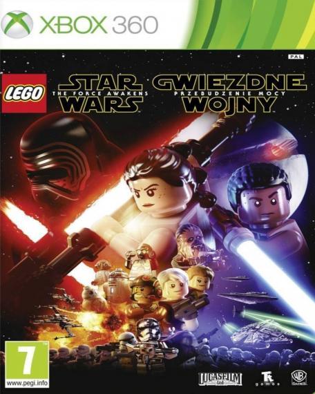 Lego Star Wars Przebudzenie Mocy PL XBOX 360