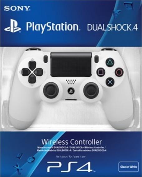 Dualshock Pad Biały PS4