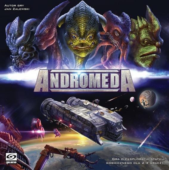 Andromeda PL Planszówka