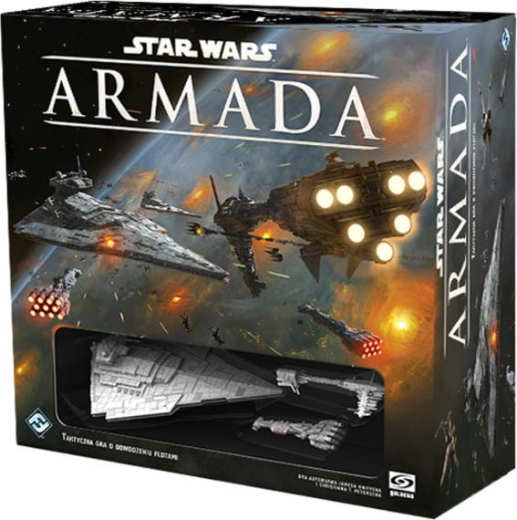Star Wars Armada - Zestaw podstawowy PL Planszówka