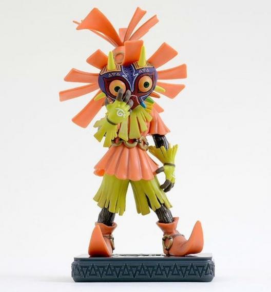 Skull Kid Statue Figurka z Gry Zelda Majoras Mask