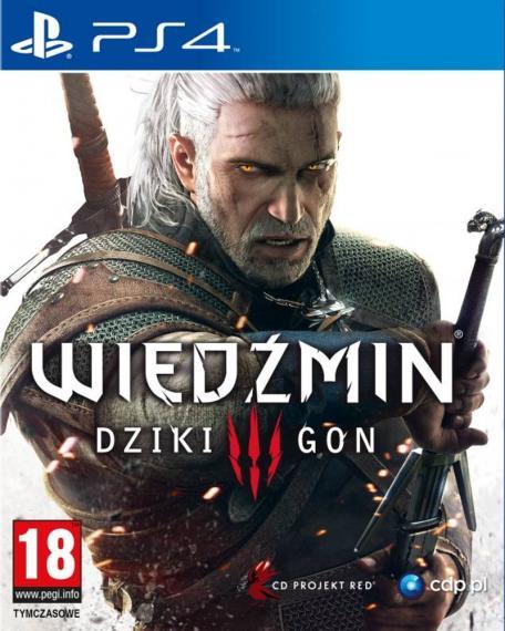 Wiedźmin 3: Dziki Gon PL PS4