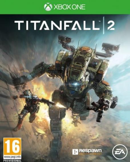 TitanFall 2 + Dlc PL XBOX ONE