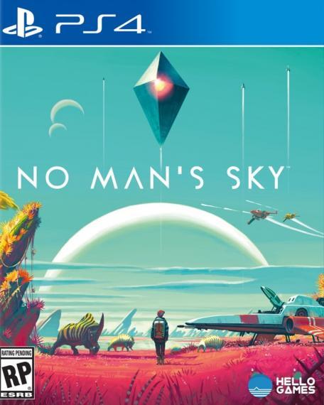 No Man's Sky Edycja Limitowana PL PS4