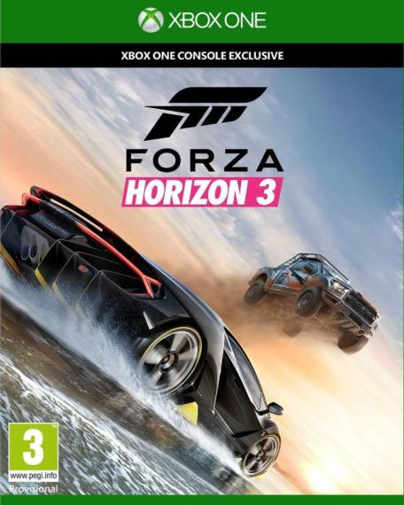 Forza Horizon 3 PL XBOX ONE