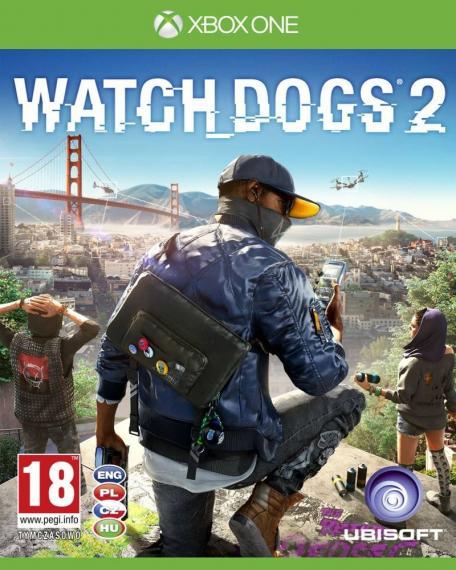 Watch Dogs 2 + 2 x DLC PL XBOX ONE