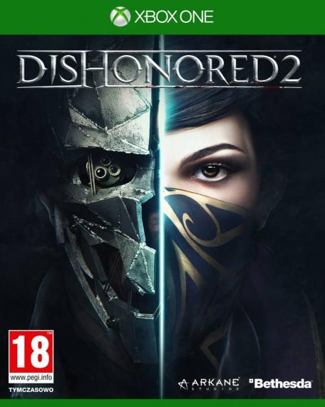Dishonored 2 + DLC XBOX ONE