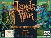 Lords Of War: Władcy Wojny - Jaszczuroludzie Kontra Elfy Gra Karciana