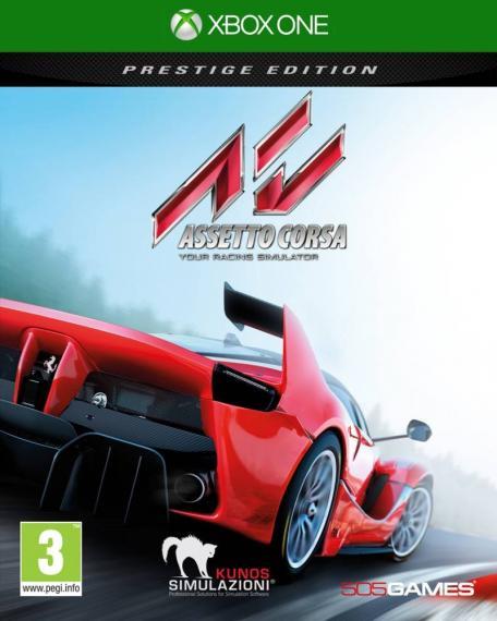 Assetto Corsa PL XBOX ONE